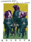 Yria-Guinea Pigs! / El Oso y el Cuervo Quimera White IPA - Imperial IPA