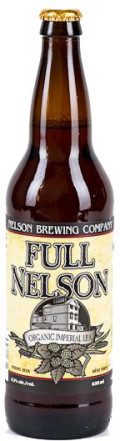 Nelson Full Nelson Organic Imperial IPA