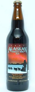 Alaskan Pilot Series: Barley Wine Ale