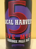 Ipswich Five Mile Equinox Pale Ale