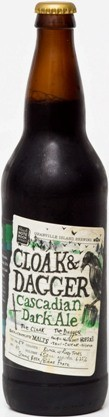 Granville Island Cloak & Dagger Cascadian Dark Ale