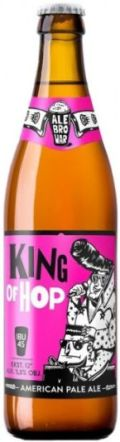 AleBrowar King of Hop
