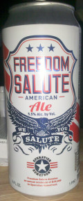 Freedom Salute American Ale