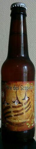 Garrigues La bi�re des Scopains