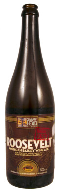 Swamp Head / Cigar City Roosevelt American Barley Wine - Barrel Aged