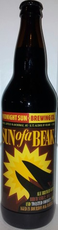 Midnight Sun Sun of a Beak