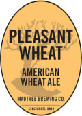 MadTree Pleasant Wheat