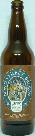 Deschutes Bond Street Brown Ale - Brown Ale
