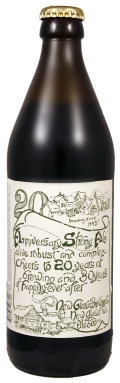 New Glarus Anniversary Strong Ale