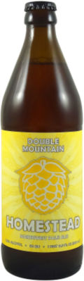Double Mountain Homestead Pale - American Pale Ale