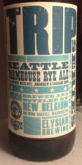 New Belgium The Trip XVI (Seattle Farmhouse Rye Ale)