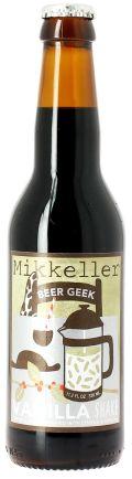 Mikkeller Beer Geek Vanilla Shake