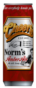 Cheers Norm's Amber Ale