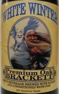 White Winter Premium Oak Brackett