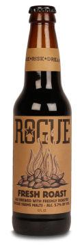 Rogue Farms Fresh Roast Ale - Brown Ale