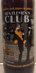Widmer Brothers / Cigar City Gentlemen�s Club (Bourbon Barrel) - American Strong Ale
