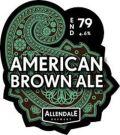 Allendale American Brown Ale