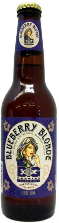 Big Muddy Blueberry Blonde