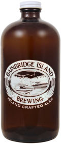 Bainbridge Island No Bull Pale Wheat Ale
