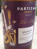 Partizan Saison Grisette Lemongrass