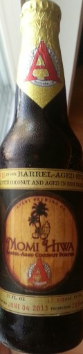 Avery Barrel-Aged Series 15 - Momi Hiwa