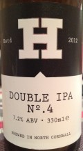 Harbour Double IPA No. 4