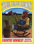Three Heads Country Shwheat Imperial Wheat - Weizen Bock