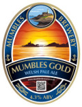 Mumbles Gold - Golden Ale/Blond Ale