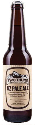 Two Thumb NZ Pale Ale