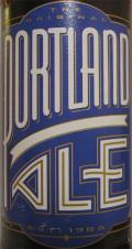 Portland Brewing Original Portland Ale - American Pale Ale