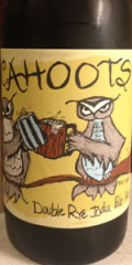 Uinta Crooked Line Cahoots Double Rye IPA