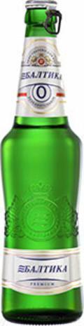 Baltika 0 Bezalkogolnoe (Non-Alcoholic)