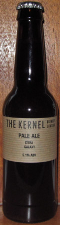 The Kernel Pale Ale Citra Galaxy - American Pale Ale