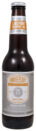 Lakefront 25th Anniversary Series #03: Imperial Pumpkin (2013)