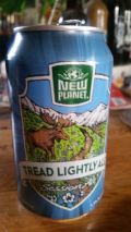 New Planet Tread Lightly Ale (2015-)