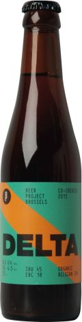 Brussels Beer Project Delta