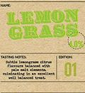 Lancaster Lemon Grass