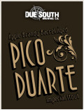 Due South Pico Duarte Imperial Stout - Apple Brandy Barrel