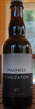 Hill Farmstead Madness and Civilization #2 - Imperial Stout