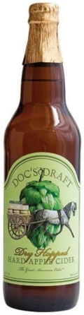 Doc�s Draft Dry Hopped Hard Cider
