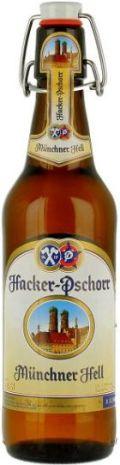 Hacker-Pschorr Münchner Hell