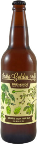 Breakside India Golden Ale