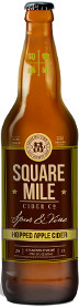 Square Mile Spur & Vine Hopped Apple Cider