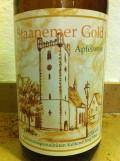 Stier Staanemer Gold