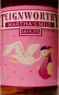 Teignworthy Martha�s Mild