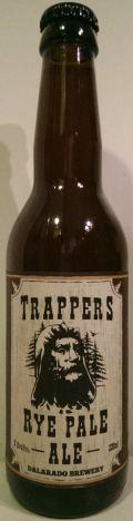 Dalarado Trappers Rye Pale Ale