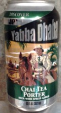 James Page Yabba Dhaba Chai Tea Porter