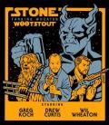 Drew Curtis / Wil Wheaton / Greg Koch Stone Farking Wheaton w00tstout