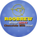 RooBrew Winter Mint Chocolate Stout