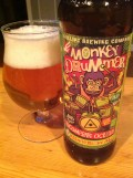 Phillips Monkey Drummer and the Incomplete Octave 12th Anniversary Ale